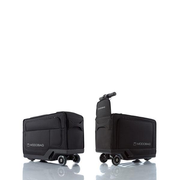 海外代購!美國正品MODOBAG智能電動行李機動箱子能當電動車騎的旅行箱 購買前請咨詢客服