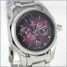 【萬年鐘錶】SIGMA日系 三眼時尚錶 1018B-15