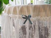 時尚可愛空間餐桌布 茶几布 隔熱墊 鍋墊 杯墊 餐桌巾 46 (120cm直徑圓形)