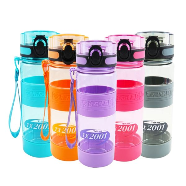 寶石牌Tritan休閒壺兒童水壺600cc運動水壺水杯媲美太和工房-大廚師百貨