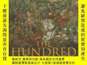 二手書博民逛書店A罕見Brief History Of The Hundred Years WarY364682 Mr Des