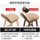 酒吧椅紅美隆吧臺椅現代簡約吧椅家用實木高腳凳創意酒吧凳子收銀前臺椅 曼莎時尚LX