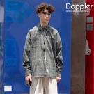 長袖襯衫 日系質感格紋法蘭絨休閒襯衫【TJS509】Doppler 現貨+預購