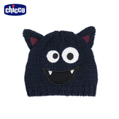 chicco-TO BE Baby-怪獸造型針織帽