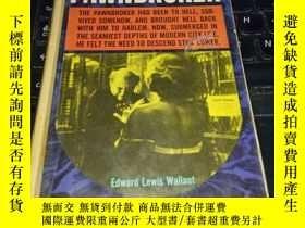 二手書博民逛書店The罕見PawnbrokerY32667 Edward Lewis Harcourt Brace 出版19