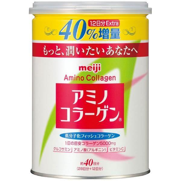 明治膠原蛋白罐裝40日份 【康是美】