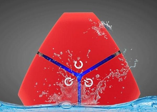 網憶網吧電腦桌面開關家用主機箱開機防水按鈕雙USB帶音頻
