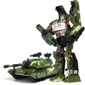 變形玩具 金剛5坦克飛機模型大黃蜂汽車機器人男孩兒童禮物