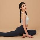 【南紡購物中心】【VITASTYLE】ARZE棉感瑜珈褲_鐵灰色