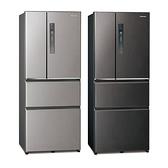 國際 Panasonic 500公升四門變頻冰箱 NR-D501XV