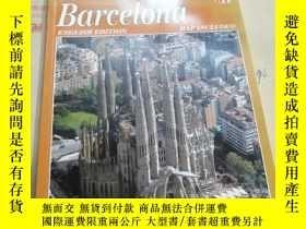 二手書博民逛書店The罕見best of BarcelonaY3701 MAP INCLUDED MAP INCLUDED