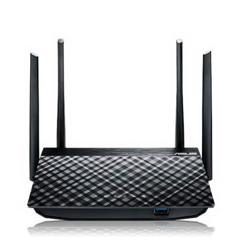 【限時特殺至9/6】 ASUS 華碩 RT-AC1300G+ (RT-AC58U) 雙頻 Gigabit Wi-Fi 分享器