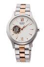 ORIENT 東方錶 機械錶 鏤空 女錶 (RA-AG0020S) 雙色玫瑰金/36mm