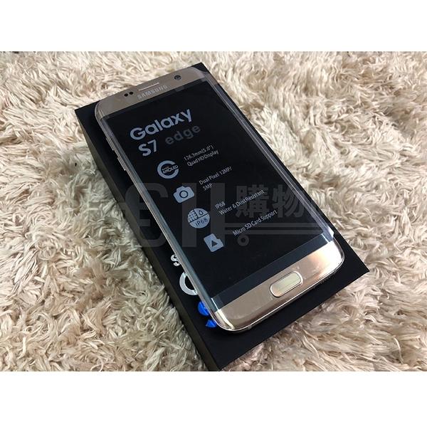 【優質福利機】SAMSUNG GALAXY S7 edge 三星 旗艦 32g 雙卡版 保固一年 特價:8050元