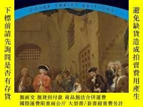 二手書博民逛書店The罕見Beggar s OperaY256260 John Gay Dover Publications