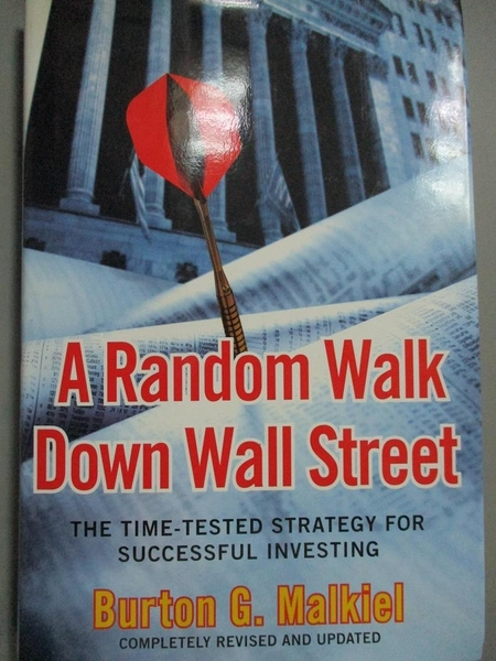 【書寶二手書T1/財經企管_PHJ】A Random Walk Down...: The Time Tested Strategy…