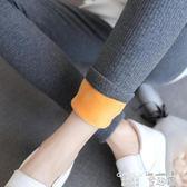 孕婦褲 孕婦褲子秋冬加絨打底褲外穿孕婦冬裝棉褲加絨加厚冬季孕婦秋褲潮 童趣屋