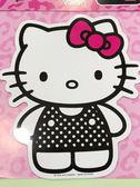 【震撼精品百貨】Hello Kitty 凱蒂貓~凱蒂貓 HELLO KITTY 車用大磁鐵-站立