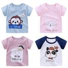 夏季寶寶短袖T恤 童裝棉質嬰兒半袖 男童上衣 兒童小孩衣服 女童夏裝3