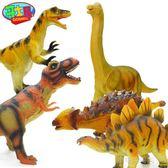 哥士尼軟膠恐龍玩具仿真動物大號霸王龍兒童玩具恐龍模型塑膠暴龍 『小宅妮時尚』