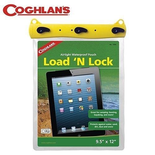 丹大戶外【Coghlans】加拿大 LOAD'N LOCK 9.5'' X 12'' 平板電腦防水袋 1354