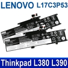 LENOVO L17C3P53 原廠電池 Thinkpad L390 L380 Yoga 20m7 20m8 20m9 Thinkpad S2 2018 S2 Yoga 2018 Yoga L380
