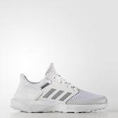 adidas RapidaRun K 女 大童鞋 白 輕量慢跑鞋 耐磨底 路跑鞋 運動鞋 休閒鞋 Cloudfoam CG3129