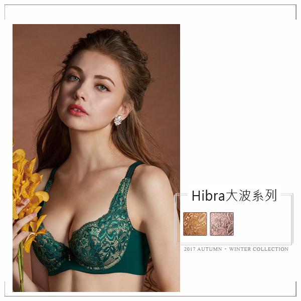 【曼黛瑪璉】Hibra大波內衣  E-G罩杯(膚棕色) (未滿2件恕無法出貨,退貨需整筆退)