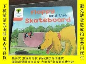 二手書博民逛書店FLOPPG罕見AND THE SKATEBOARD 傘和滑板Y384707