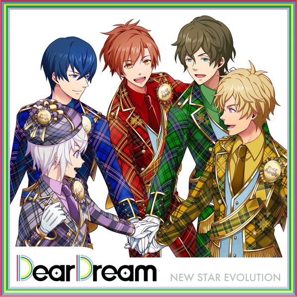 DearDream-NEW STAR EVOLUTION [CD+DVD]