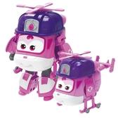 奧迪雙鑽超級飛俠玩具新版大號變形樂迪圓圓朗朗包警長機器人全套
