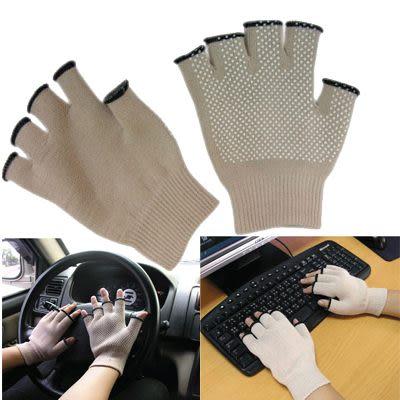 凝膠SPA露指手套(1雙)