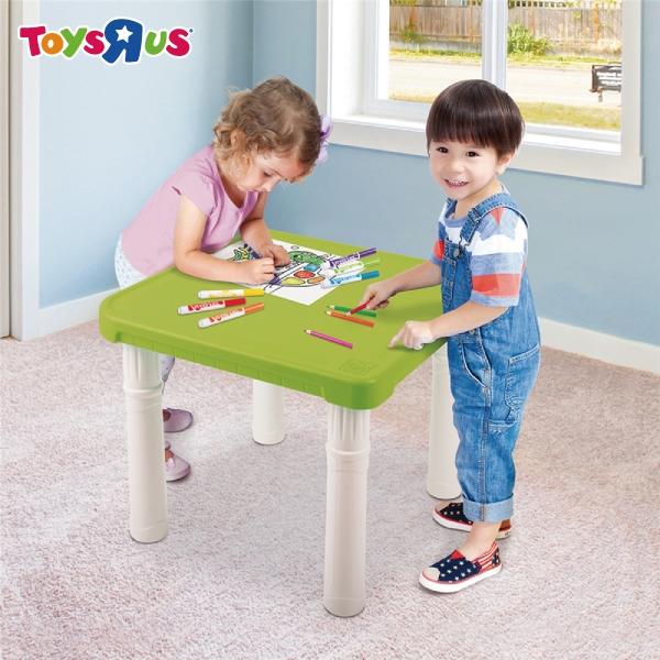 玩具反斗城【 GROW N UP 】組合式學習桌