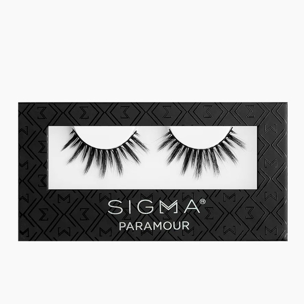 Sigma PARAMOUR FALSE LASHES 假睫毛 美國Sigma官方授權經銷商