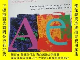 二手書博民逛書店affective罕見education:a comparati