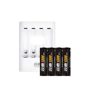 充電電池 5號7號通用可充電電池充電器套裝七號五號充電電池