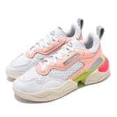 【四折特賣】adidas 休閒鞋 Supercourt RX W 白 粉紅 女鞋 運動鞋 【ACS】 FV3675