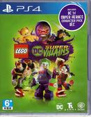 【玩樂小熊】PS4遊戲 樂高 DC 超級反派 LEGO DC SUPER-VILLAINS 中文亞版