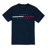 TOMMY HILFIGER 男當季  T SHIRT TOMMY1