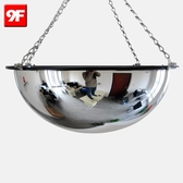 廣角鏡 進口亞克力球面鏡 凸面鏡 倉庫轉角反光鏡可懸掛可貼墻面安裝 【快速出貨】