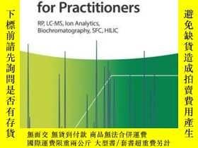 二手書博民逛書店Gradient罕見HPLC for Practitioners: RP, LC-MS, Ion Analytic