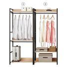 【森可家居】艾麗斯5.2尺組合衣櫥(編號...