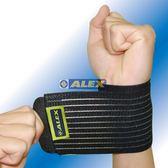 【金鶴健康生活百貨】ALEX 調整型繃帶護腕(只)