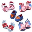 學步鞋 棉質卡通寶寶鞋 軟底防滑嬰兒鞋 (11-13cm)  MIY1478 好娃娃