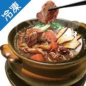 金門高梁半筋半肉牛肉爐1100G/盒【愛買冷凍】