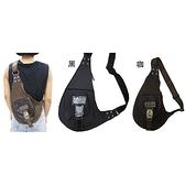 【南紡購物中心】~雪黛屋~SANDIA-POLO 單後背包小容量扁包設計左肩後背單肩包