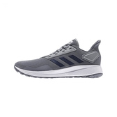 Adidas Duramo 9 Men's Road Running Shoes 灰色慢跑鞋-NO.EE8028