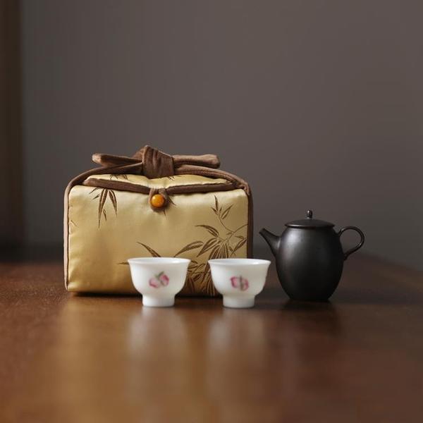 茶壺茶具茶杯收納包