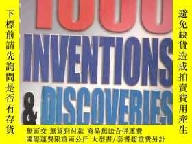 二手書博民逛書店1000罕見INVENTIONS DISCOVERIESY24040 Roger Bridgman Dorli
