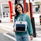 媽媽包 媽咪包2020新款時尚媽媽母嬰包多功能手提輕便大容量外出雙肩背包 外出包包